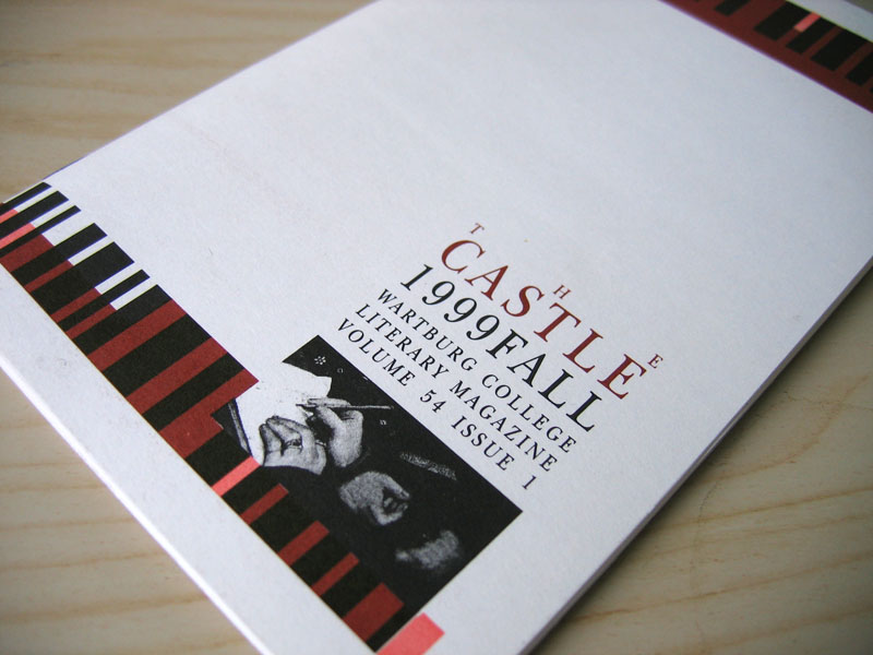 <cite>The Castle</cite> Literary Magazine